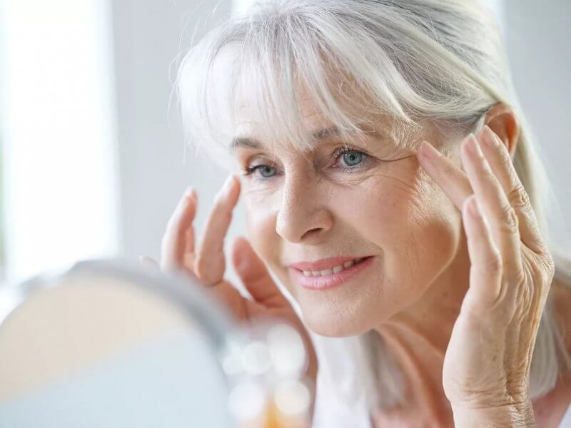 Уход за зрелой кожей, 10 признаков старения кожи