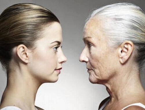 Кожа и гормоны, старение кожи