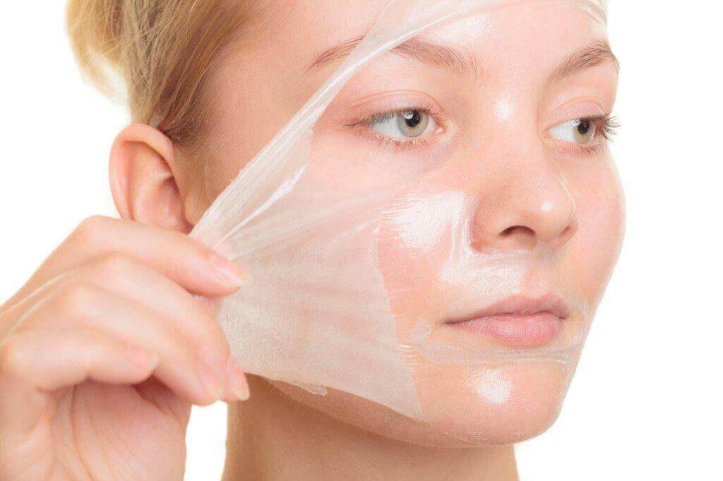 Восстановление кожи после пилинга