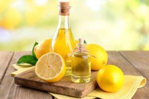 Эфирное масло и экстракт лимона