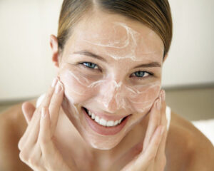 Кожа и спорт - правильный уход за кожей, очищение кожи лица после спорта