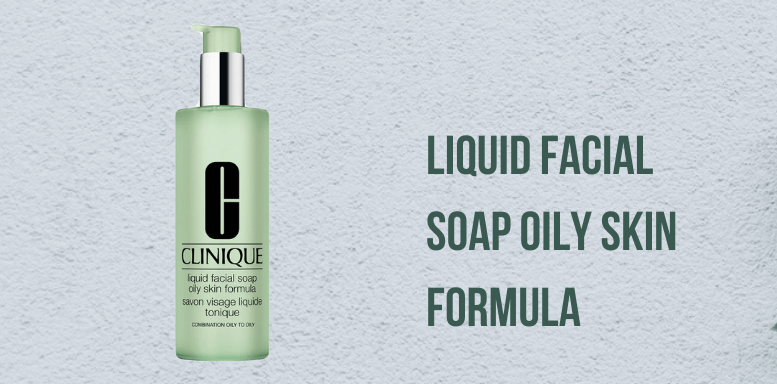 LIQUID FACIAL SOAP OILY SKIN FORMULA