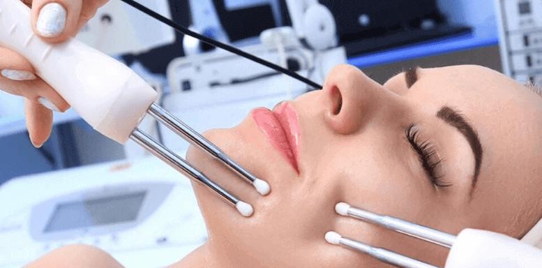 микротоки для чувствительной кожи
