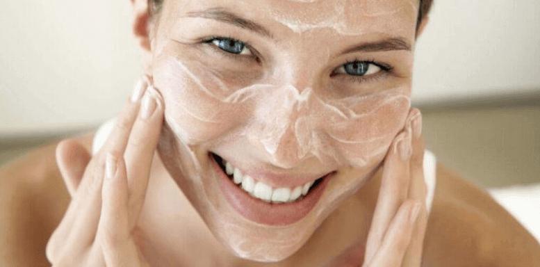 кожа и спорт, очищение кожи лица после спорта