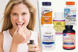 БАДы и витамины для здоровья кожи