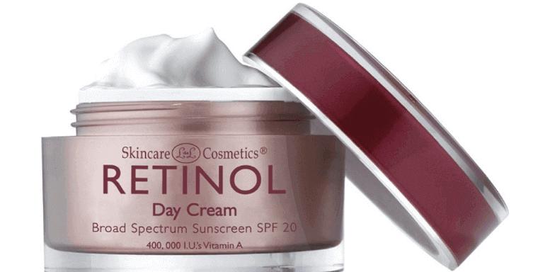 ретинол в косметике эффективность ретинола в составе крема