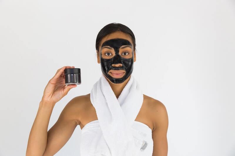 как избавиться от прыщей очищающая маска