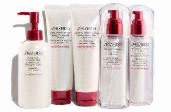 косметика Shiseido